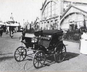 125 лет назад первый русский автомобиль был представлен на нижегородской выставке