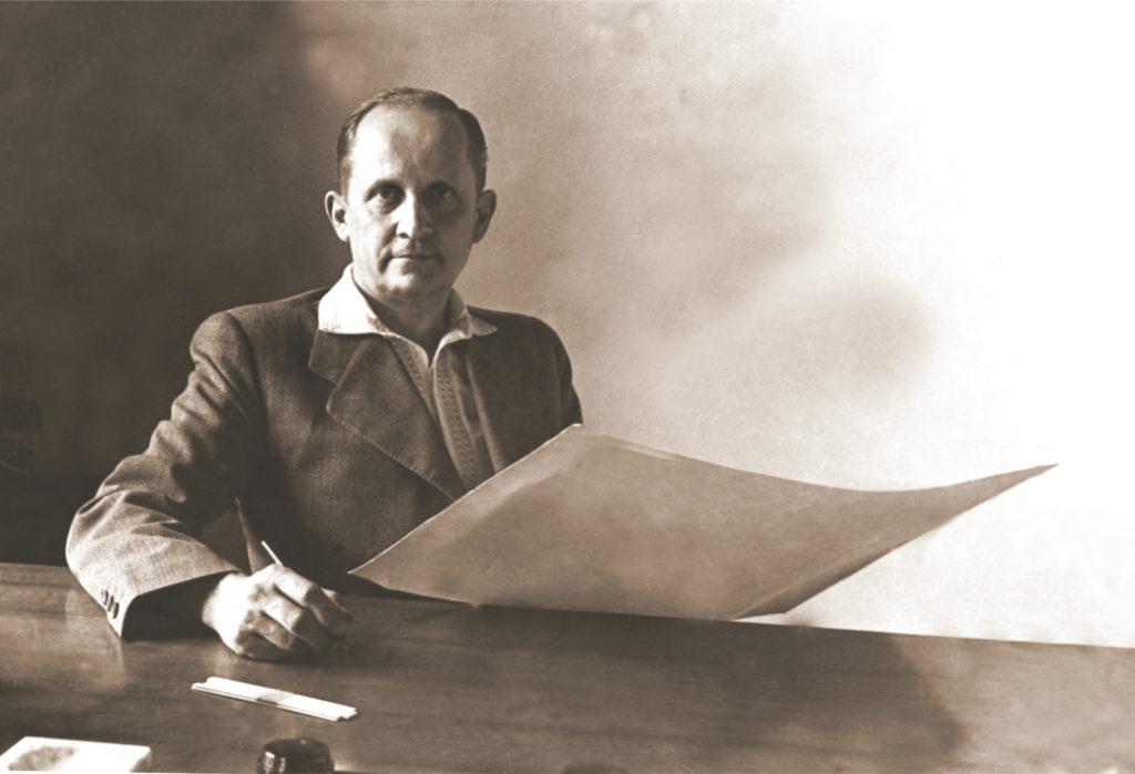 Павел Сухой – учитель, покоривший небо