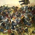 Первая победа русских витязей над монголо-татарами