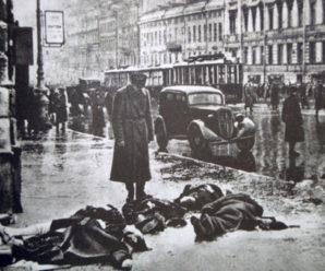 Жизнь вопреки всему: 80 лет с начала блокады Ленинграда